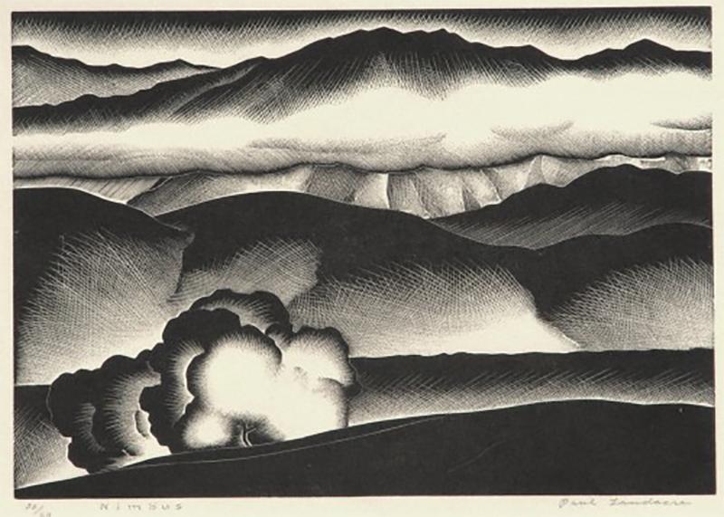 LANDACRE_Nimbus, 1934